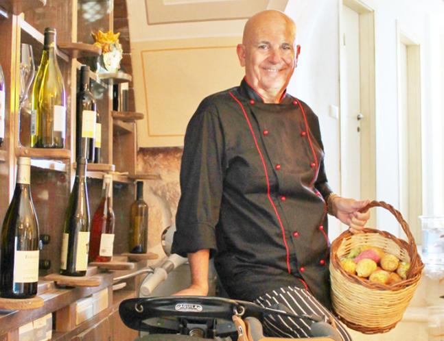 Tonino Ciaccia Chef